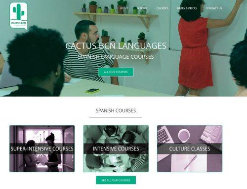 Cactus Bcn Languages