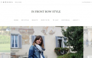 infrontrowstyle